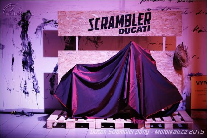 Ducati Scrambler pøedstaven v ÈR