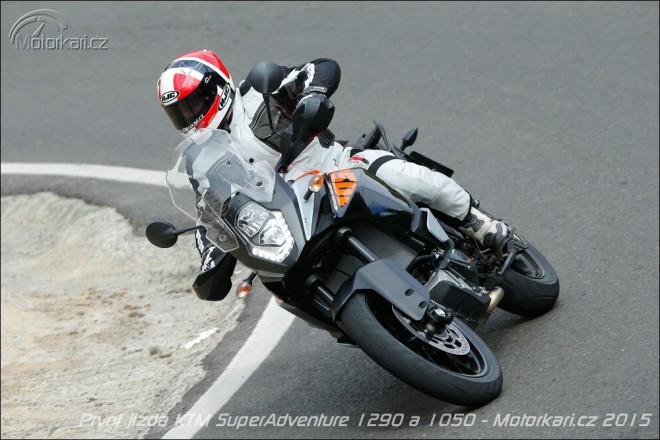 Testujeme KTM 1290 SuperAdventure a 1050 Adventure