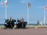 Normandií po st