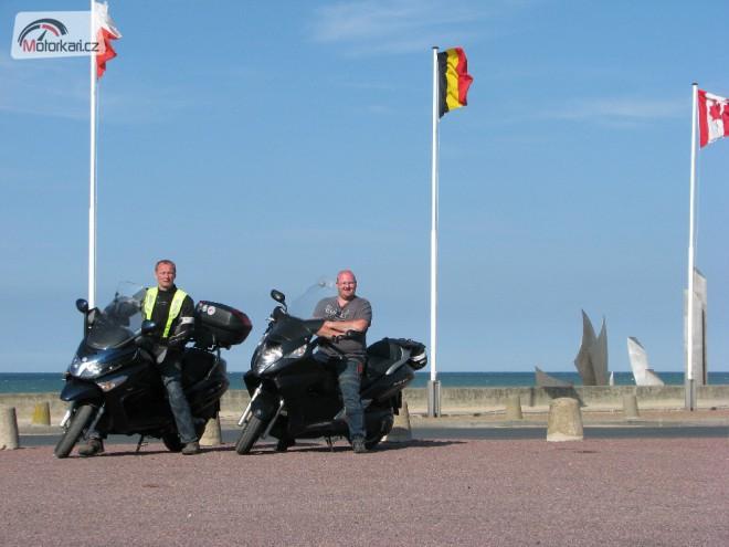 Normandií po stopách Dne D