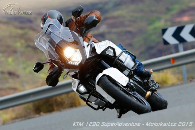 Prvn� j�zda 2015: KTM 1290 Super Adventure � Ready To Luxury?