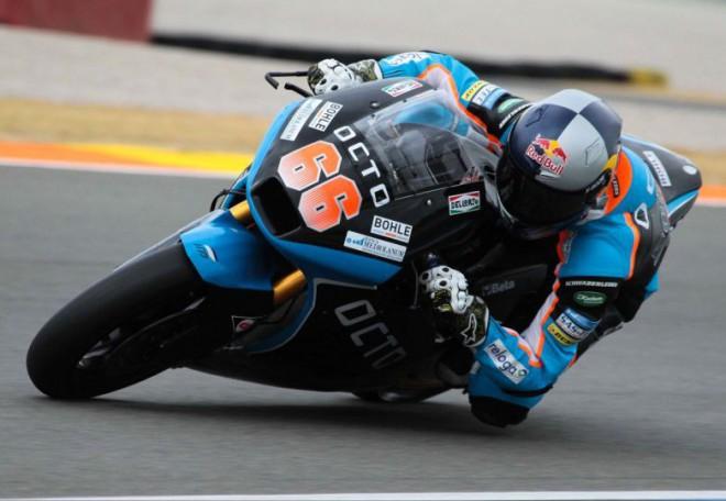 Testy Moto3/Moto2 - Valencia; 2. den