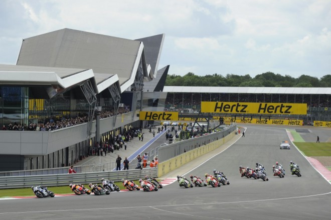 MotoGP v srpnu zamíøí na jih Anglie do Silverstonu