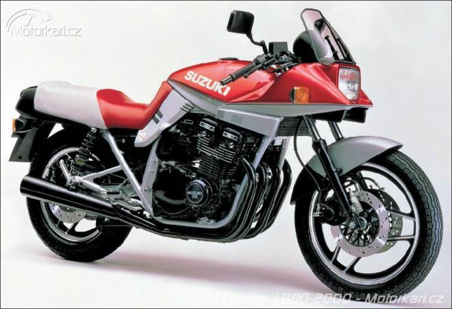 Suzuki Katana: pøíbìh jedné legendy