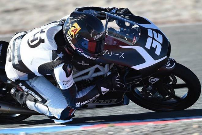 Na úvod byl v Jerezu nejrychlejší Viòales