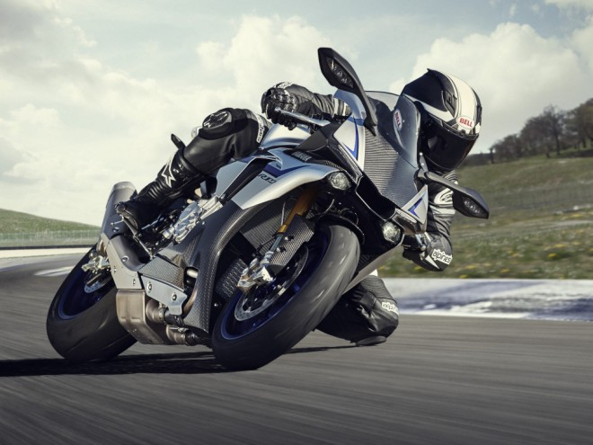 Yamaha R1 2015: Are you number one?