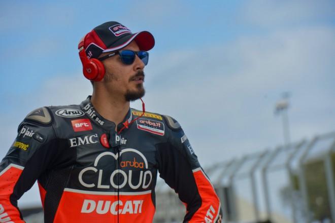 Davide Giugliano nenastoupí do závodu v Austrálii
