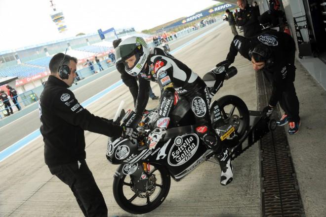 Testy v Jerezu uzavøel na špici výsledkové listiny Quartararo