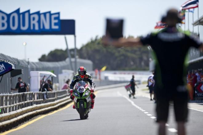 Superbiková nedìle na Phillip Islandu: Vítìzství slaví Rea, Haslam a Cluzel