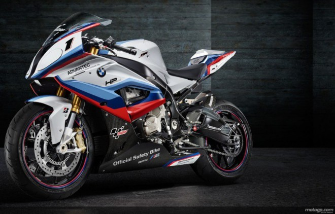 BMW HP4 S1000RR MotoGP Safety Bike