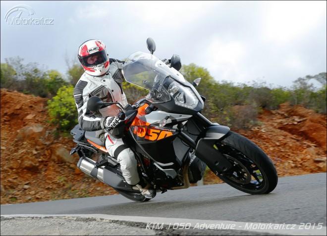 KTM 1050 Adventure: Chudej pøíbuznej?