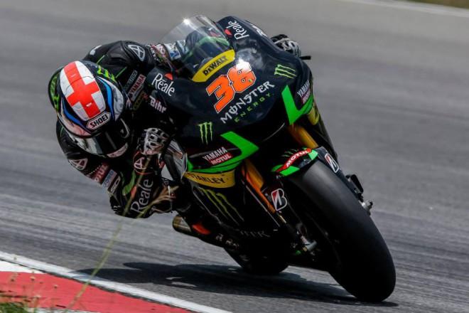 Jezdci MotoGP testovali pneumatiky Michelin