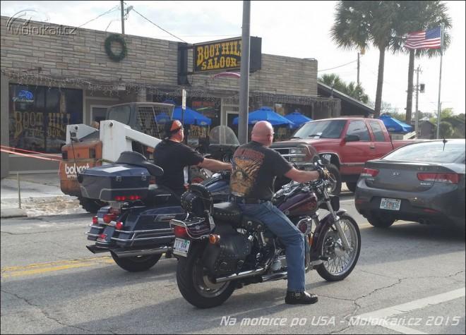 Jak si zajistit motorku pro jízdu Severní Amerikou