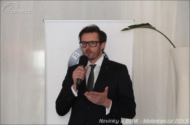 BMW ÈR chce pod novým šéfem upevnit dobré postavení na trhu