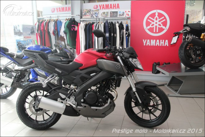 U Prestige moto novinky od Yamahy a Husqvarny
