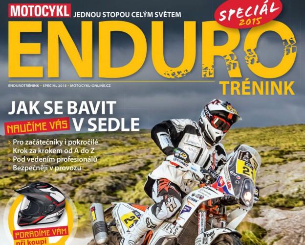 Endurotrénink: Nový speciál èasopisu Motocykl