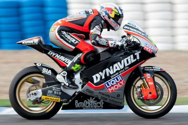 Ve tøetím roce v Moto2 chce Cortese stabilnì bojovat o pøední pozice