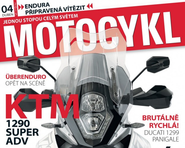 Motocykl 4/2015