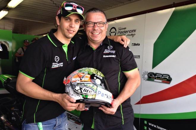 Pedercini chce v Thajsku nasadit dva jezdce