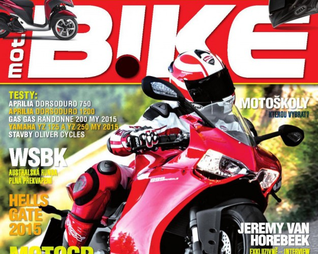 Motorbike 3 / 2015
