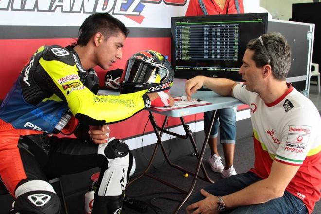 Guidotti hodnotil výkony jezdcù Pramac Racingu