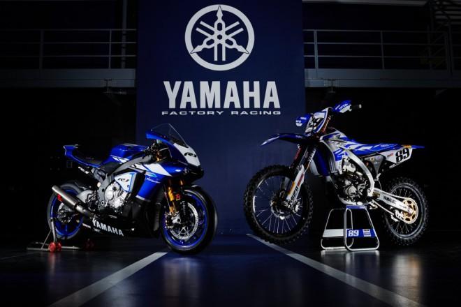 Týmy Yamahy pro sezónu 2015