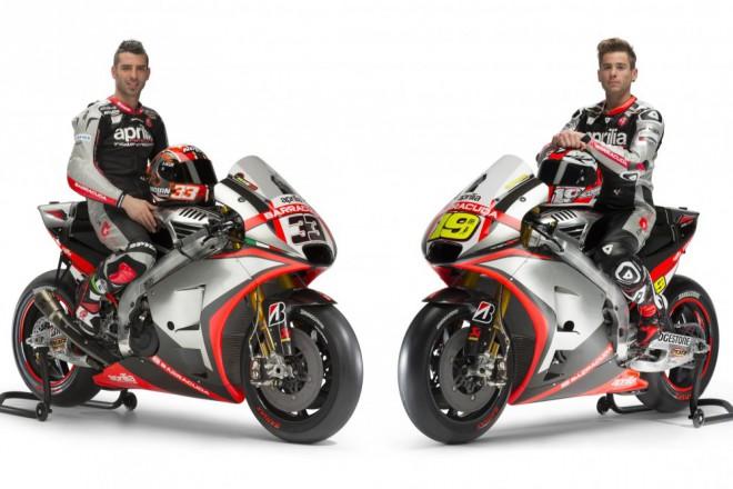 Aprilia MotoGP, sezona ve znamení vývoje