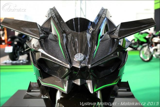 Reportáž z výstavy Motocykl