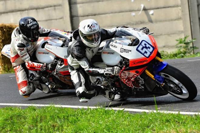 Jezdeck� sestava Motopoint Indi Racing je Dokoupil s Hankocyovou
