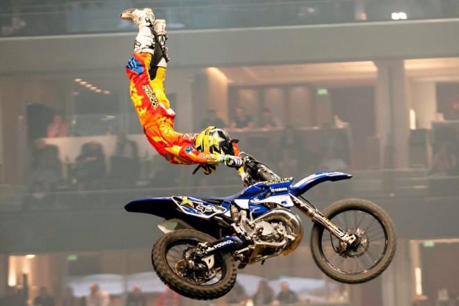 Úvodní podnik MS ve freestyle motokrosu vyhrál Melero, Podmol je ètvrtý