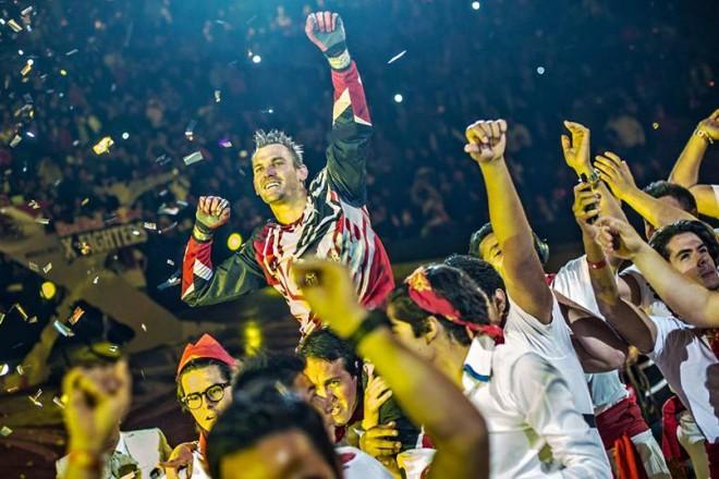 Úvodní podnik Red Bull X Fighters v Mexiku vyhrál Moor
