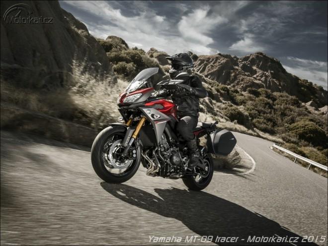 Yamaha MT-09 Tracer: pøijíždí nová TDM?