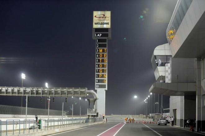 První den v Kataru nejrychlejší Iannone, Abraham lídrem Open