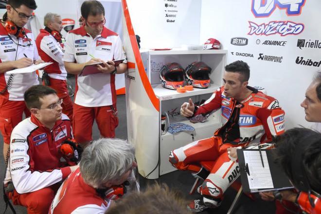 S nástupem GP15 vìøí u Ducati v lepší èasy