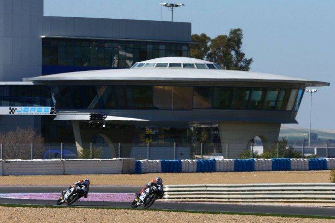 Test Moto3 – V Jerezu zajel nejrychleji Antonelli