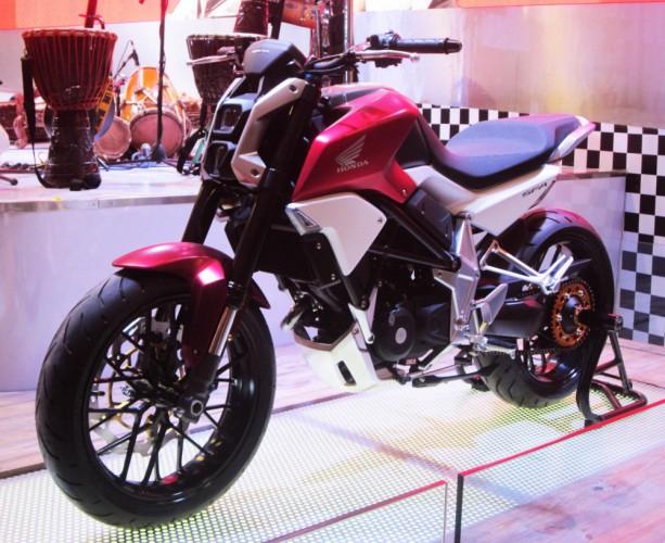 Honda pøedstavuje koncept SFA