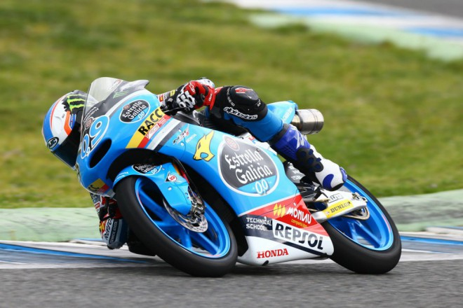 Test Moto3 – Ve støedu zajel nejrychleji Navaro