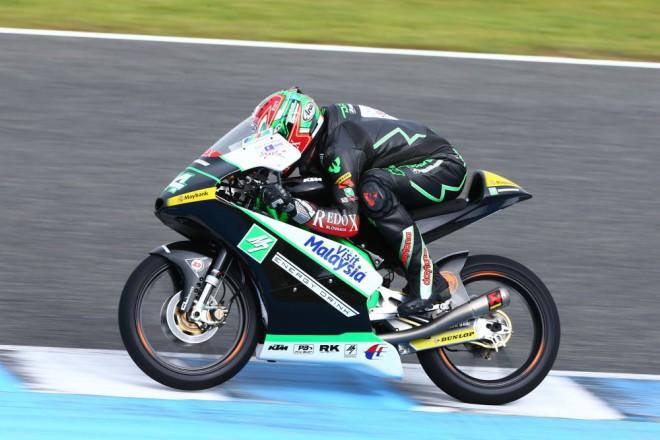 Jakub Kornfeil po testech v Jerezu