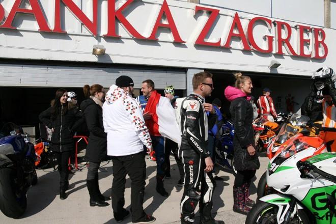 První okruhové závody sezóny 2015 v Chorvatsku