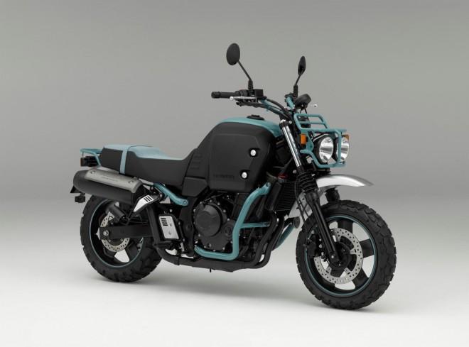 Koncept Honda Bulldog
