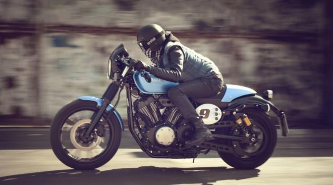 Nová Yamaha XV950 Racer