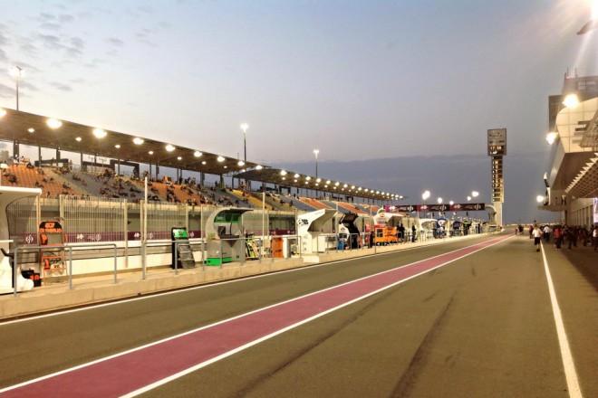 GP Kataru – pole position získal Masbou, Lowes a Dovizioso