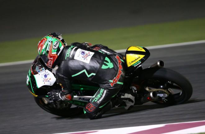 V závodu katarské Grand Prix to Kornfeil nebude mít snadné