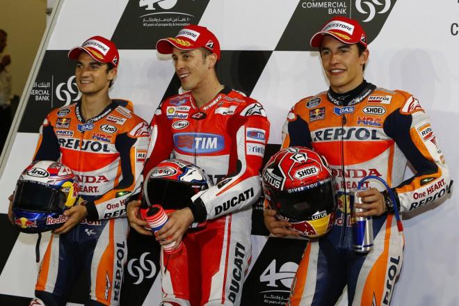 Ohlasy po kvalifikaci na katarskou Grand Prix
