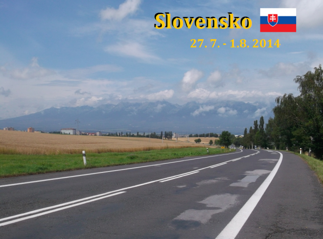 Kousek po Slovensku