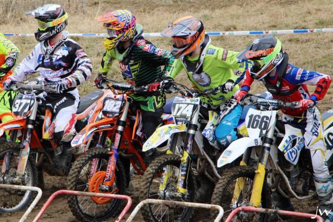 Junioøi zahájili motokrosovou sezonu v Netolicích