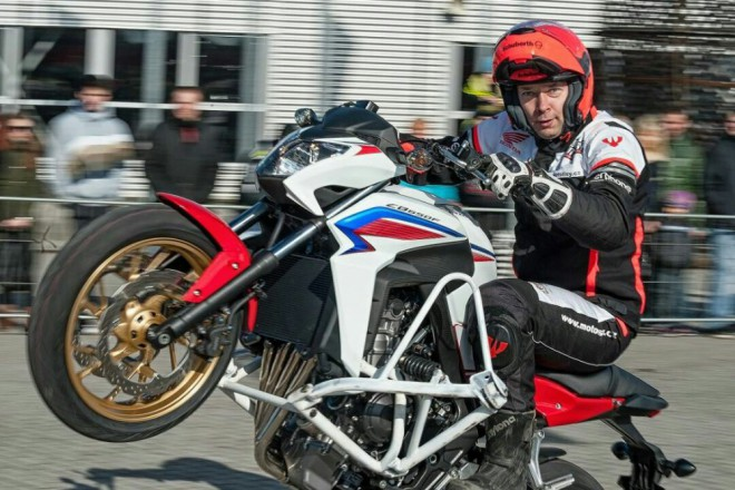 Moto Lisý - nová motoškola, osvìdèený instruktor