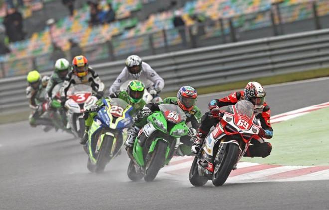 Provizorní seznam jezdcù Superstock 1000 FIM Cup