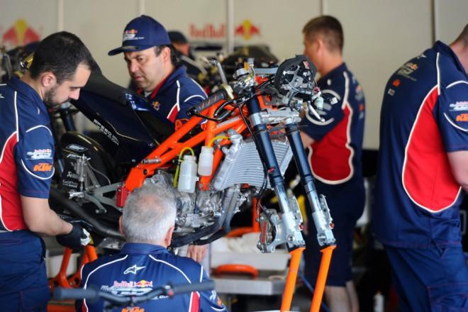 V Jerezu testovali jezdci Red Bull Rookies Cupu