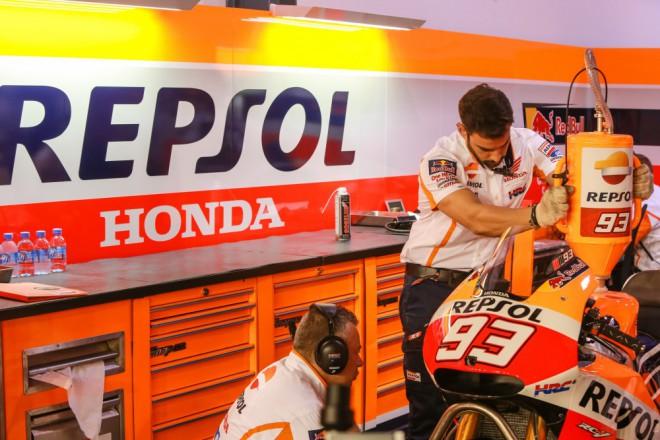Repsol Honda m��� do Texasu s M�rquezem, Pedrosu nahrad� Aoyama
